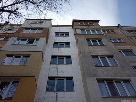 Топлоизолация с фасаден стиропор