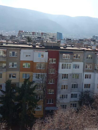 Топлоизолация на прозорците на вход