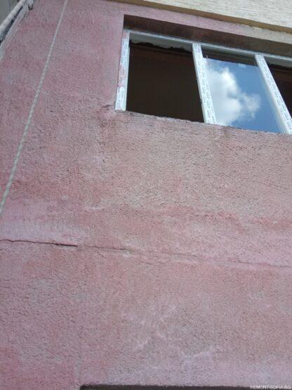 Toploizolacia na apartament s grafiten stiropor i silikatna mazilka