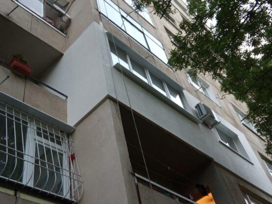 toploizolacia na panelen apartament s polimerna mazilka