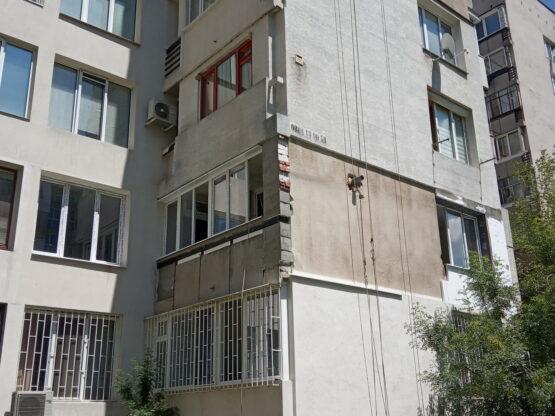 Toploizolacia na apartament s fasaden stiropor i draskana mazilka