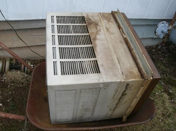 Местене на климатик