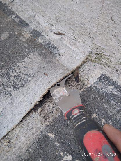 hidroizolacia na terasa s techna guma izomraz