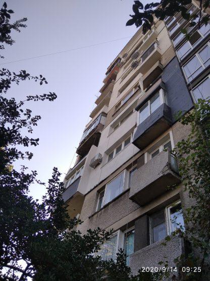 toploizolacia na apartament ot alpinisti s neopor Baumit