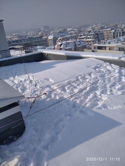 montaj na klimatici ot alpinisti