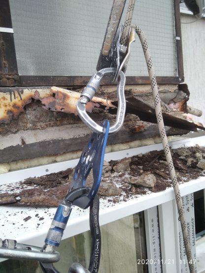 montaj na pervaz i toploizolacia na balkon