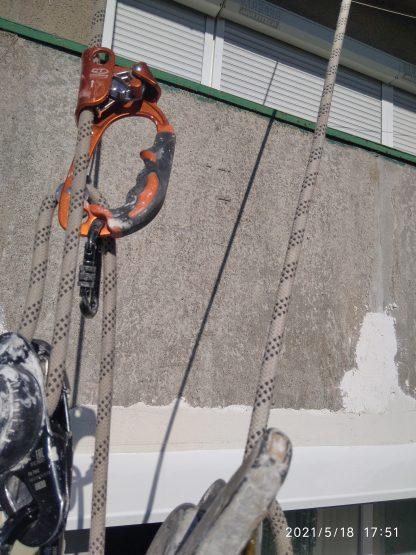 montaj na kozirki i hidroizolacia ot alpinisti